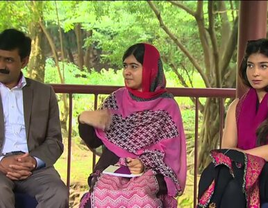 Malala chce pomóc uwolnić nigeryjskie dziewczęta z rąk Boko Haram