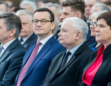 Premierem Kaczyński czy Morawiecki? Polacy wypowiedzieli się w sondażu