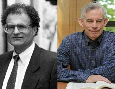 Ekonomiczny Nobel dla Sargenta i Simsa