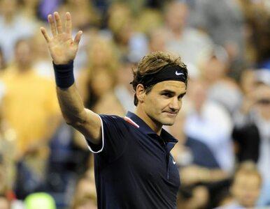 Żona pomoże Federerowi wygrać US Open?