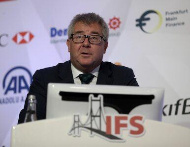 Nagły zwrot akcji przy wyborze prezesa PKOl. Europoseł zrezygnował w...