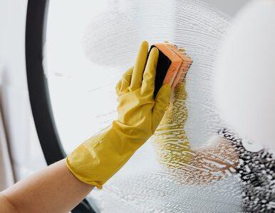 Jak wyczyścić z zarazków używane do sprzątania gumowe rękawice?
