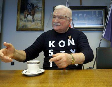 """Lech Wałęsa z nowym pomysłem na pracę. Chce stworzyć """"dochodową markę"""""""