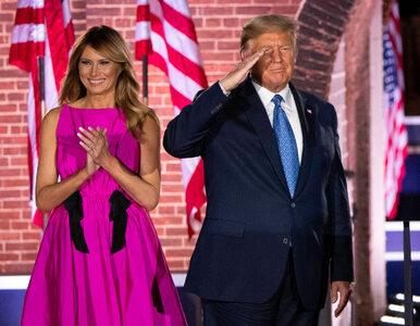 Melania Trump ikoną stylu? Oto stylizacje pierwszej damy