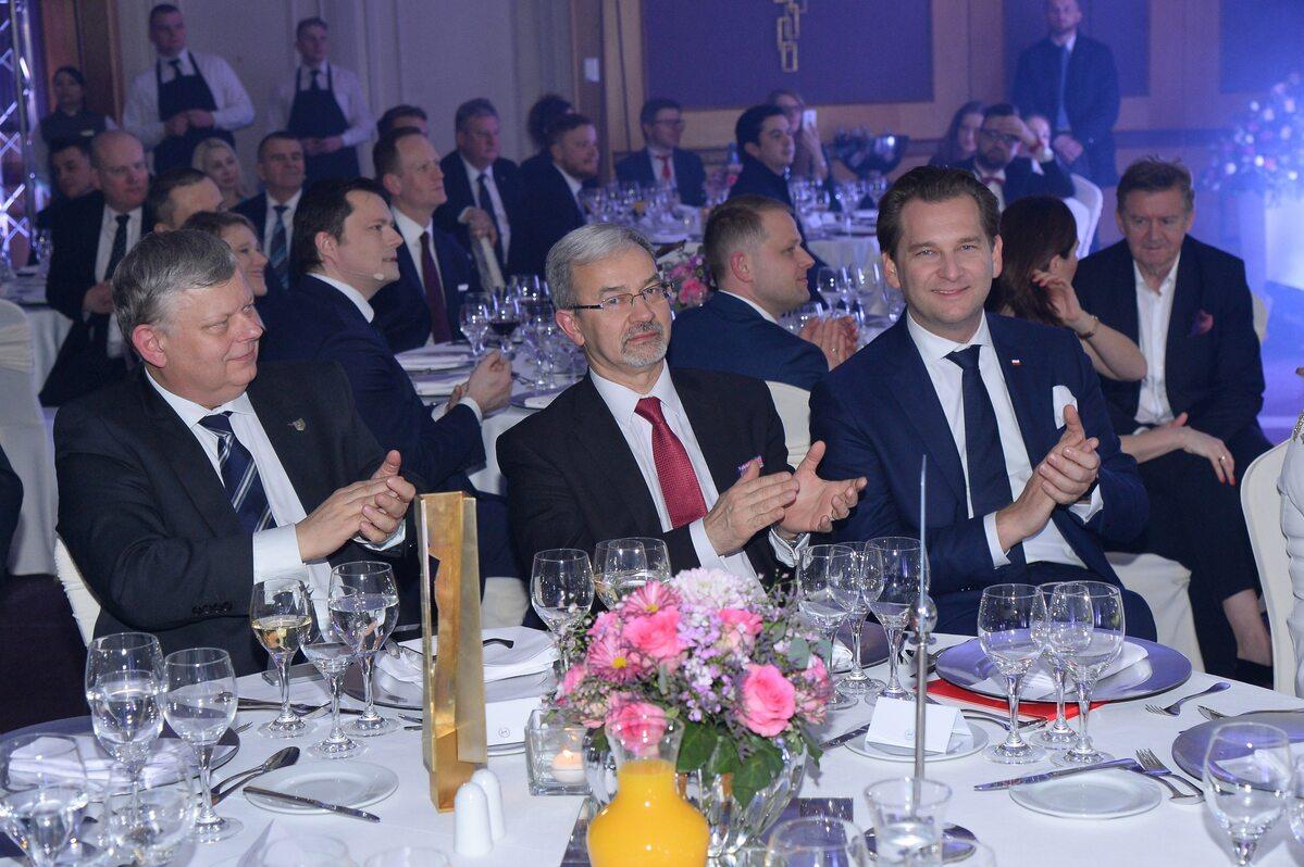 Marek Suski, Jerzy Kwieciński, Michał M. Lisiecki
