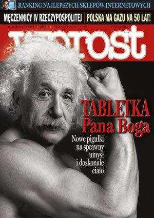 Okładka tygodnika Wprost nr 41/2006 (1243)