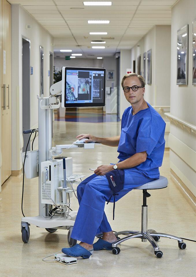 Dr Stefan Czarniecki HIFU Clinic