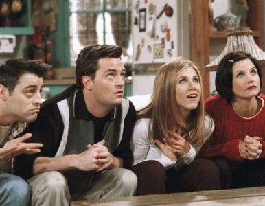 """Quiz z serialu """"Przyjaciele"""". Pamiętasz te zabawne sytuacje?"""