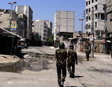 """""""Iracka milicja zabija niewinnych Syryjczyków"""""""