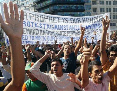 """Grecja: protestowali przeciwko """"Niewinności muzułmanów"""" - pobili się z..."""