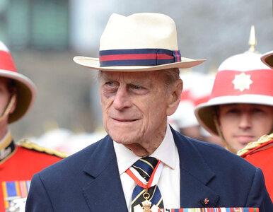 Nowe informacje o stanie zdrowia księcia Filipa. Mąż królowej Elżbiety...