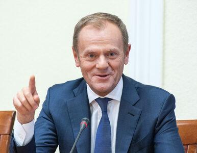 Donald Tusk pojawił się na konwencji Europejskiej Partii Ludowej....