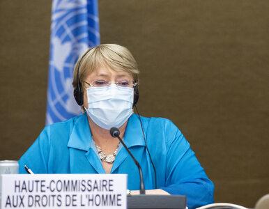 Niepokojące doniesienia z Afganistanu. Komisarz ds. praw człowieka ONZ o...