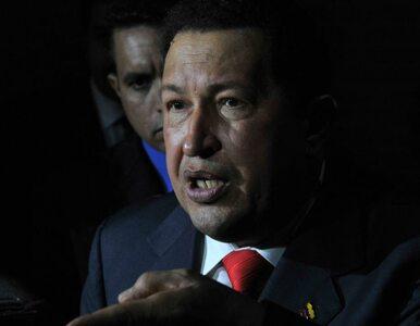 Hugo Chavez  jest w stanie krytycznym