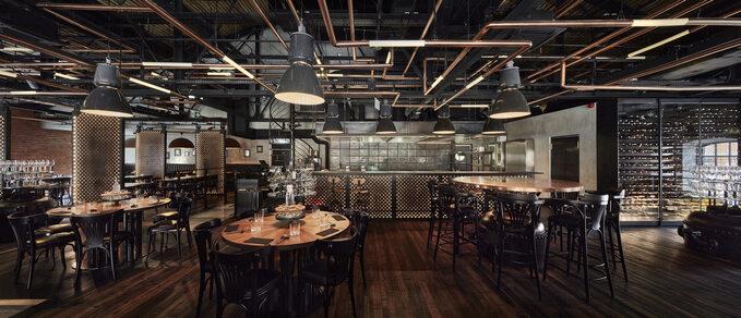 Restauracja Zoni, Centrum Praskie Koneser