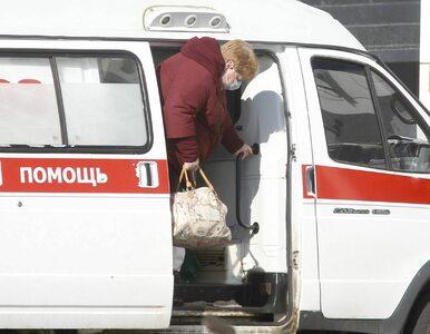 Rosja. Ponad 10 tys. przypadków koronawirusa, ponad milion testów