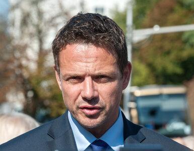 Trzaskowski oskarżony o kradzież hasła wyborczego. Jego sztab odpiera...