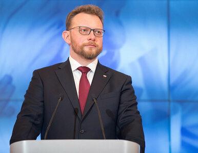"""RMF FM: Szumowski rozważa odejście z resortu zdrowia. """"Wolałby nieco..."""