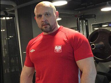 """Naczelny """"Super Expressu"""" spróbuje sił na ringu. Sławomir Jastrzębowski..."""
