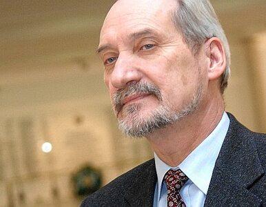 Macierewicz składa zawiadomienie ws. ocalałych w Smoleńsku
