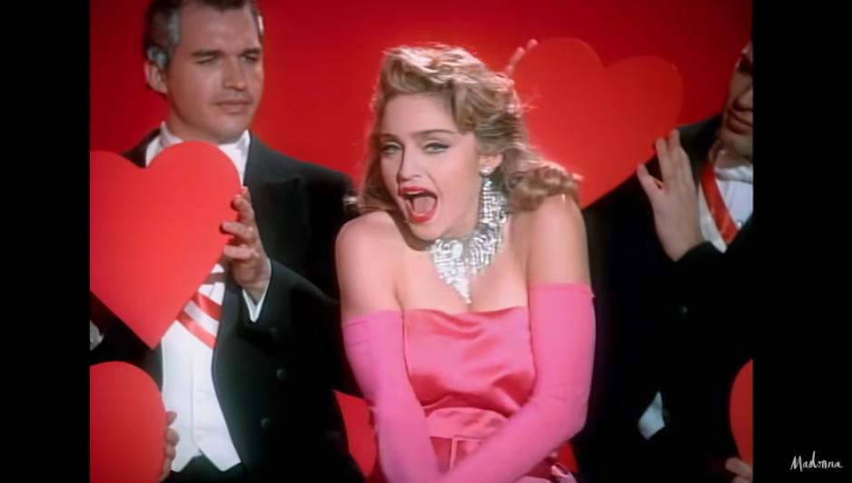 Jak brzmi tytuł tej piosenki Madonny?