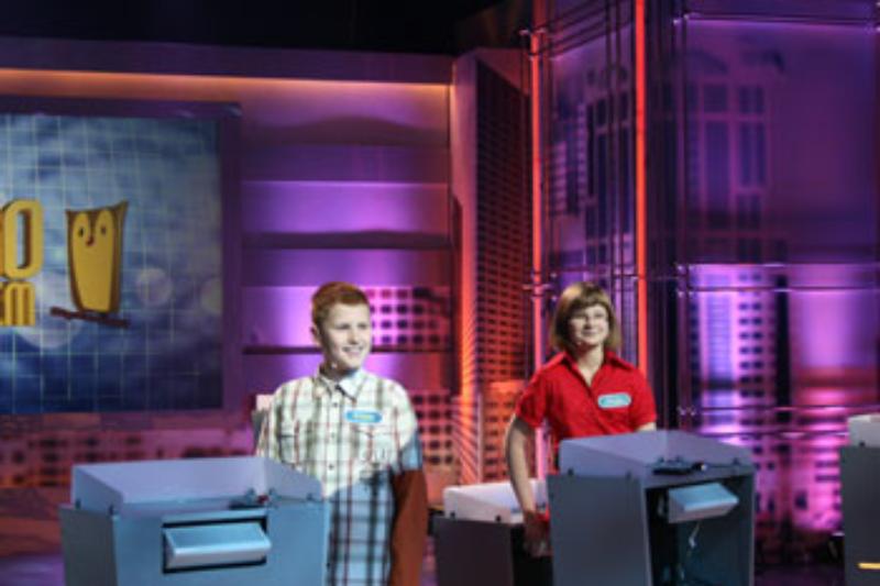 Program edukacyjny dla uczniów gimnazjum, prowadzony przez Ewę Gawryluk, a następnie Agatę Młynarską na antenie Polsatu w latach 2005-2009.