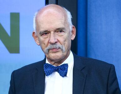 Korwin-Mikke skazany za spoliczkowanie Michała Boniego. Ma zapłacić 20...