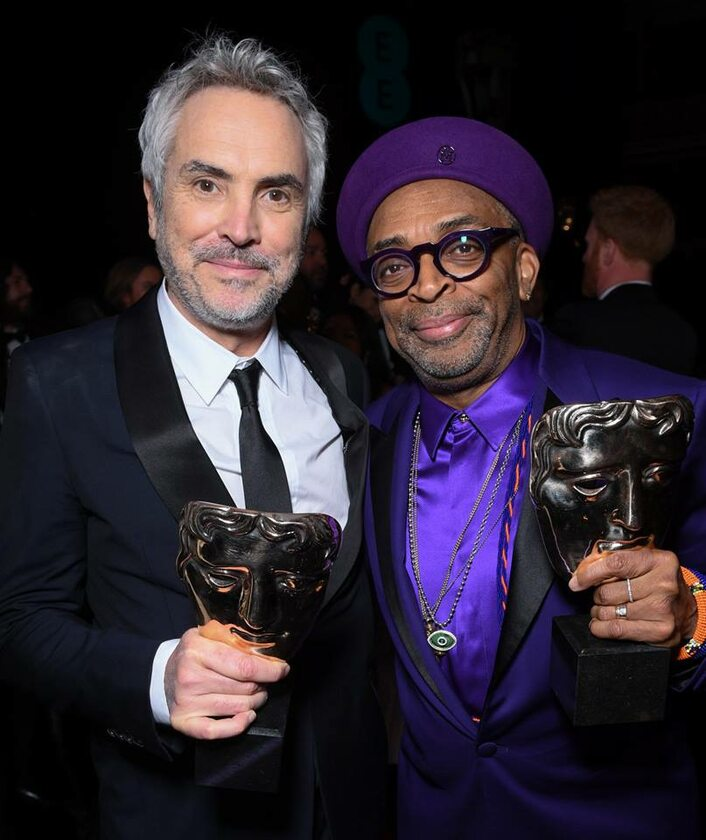 Alfonso Cuarón i Spike Lee