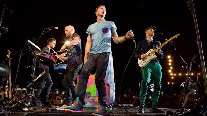 Coldplay: AHead Full ofDreams