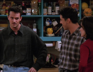 """""""Przyjaciele"""" – quiz z serialu. Pamiętacie """"Starego Szczekacza""""?"""