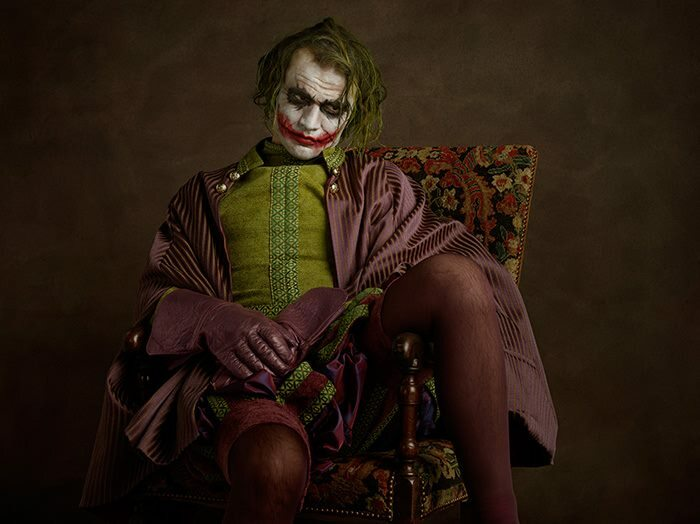 Joker, Fot. Sacha Goldberger / Facebook