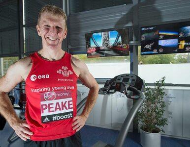 Niezwykły rekord Brytyjczyka. Ukończył maraton...400 km nad Ziemią
