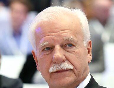 Olechowski: Nie ma instytucji, która bardziej dbałaby o spójność UE niż...