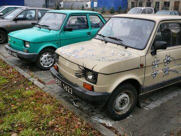 Fiat 126p czyli Maluch