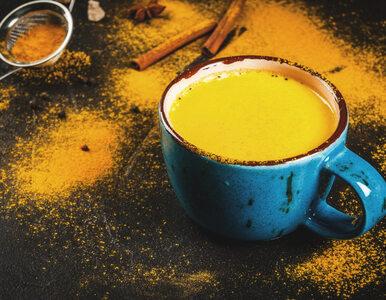 Złote mleko: rozgrzewa, relaksuje i wzmacnia odporność. Idealne na...