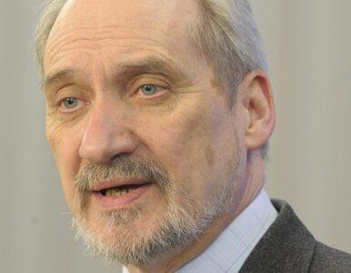 Macierewicz: Klich przyznał się do winy. Teraz czas na Tuska