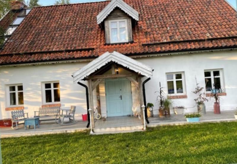 Dom Doroty Szelągowskiej na Warmii