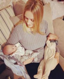 Zaszła w ciążę będąc w ciąży. Na świat przyszły wyjątkowe bliźniaki