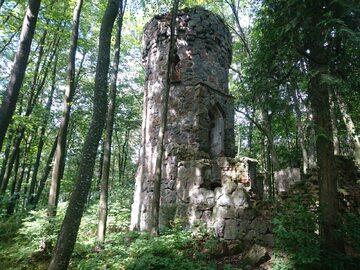 Wieża Bismarcka na Diablej Górze