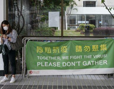 """Złote """"kody zdrowia"""" dla zaszczepionych przeciwko koronawirusowi w Chinach"""
