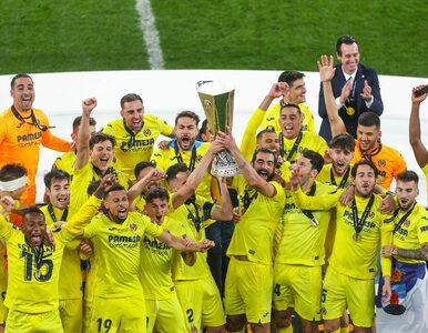 Villarreal zagra w Lidze Mistrzów. Wiadomo, do którego koszyka trafi
