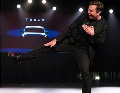 Elon Musk trzecim najbogatszym człowiekiem świata. Awans Tesli i udane...