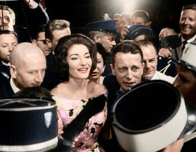 Krystyna Janda przeczyta prywatne wspomnienia Marii Callas