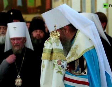 Ukraińska cerkiew ma nowego zwierzchnika