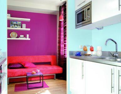 Farba zamiast kafelków. Czym pomalować kuchnię?