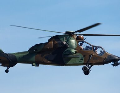W Mali zderzyły się dwa śmigłowce. Nie żyje 13 francuskich żołnierzy...