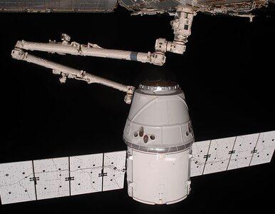 SpaceX wystrzeli dziś rakietę z pojazdem transportowym