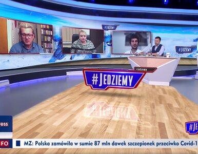 """Komentatorzy TVP kpią z postulatów Strajku Kobiet i lewicy. """"Kretyni,..."""