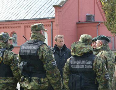 """Polscy pogranicznicy jadą do Macedonii. """"Będziemy aktywnie uczestniczyć..."""