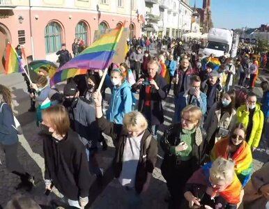 """II Marsz Równości w Białymstoku. """"Mamy prawo być sobą"""""""